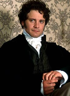 MBK  Mr  Darcy  Mr  Tilney  and Captain WentworthColin Firth Mr Darcy
