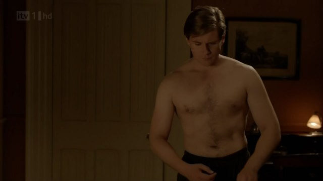 allen leech shirtless
