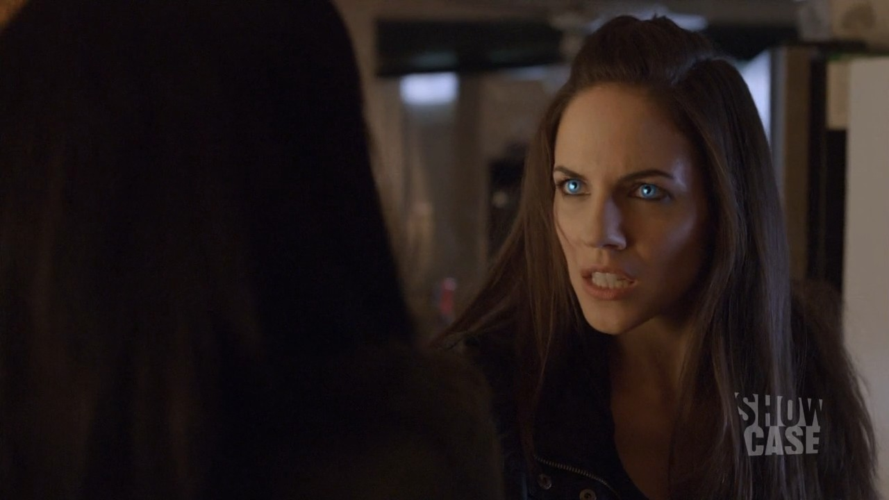 get with the program lost girl fangirly
