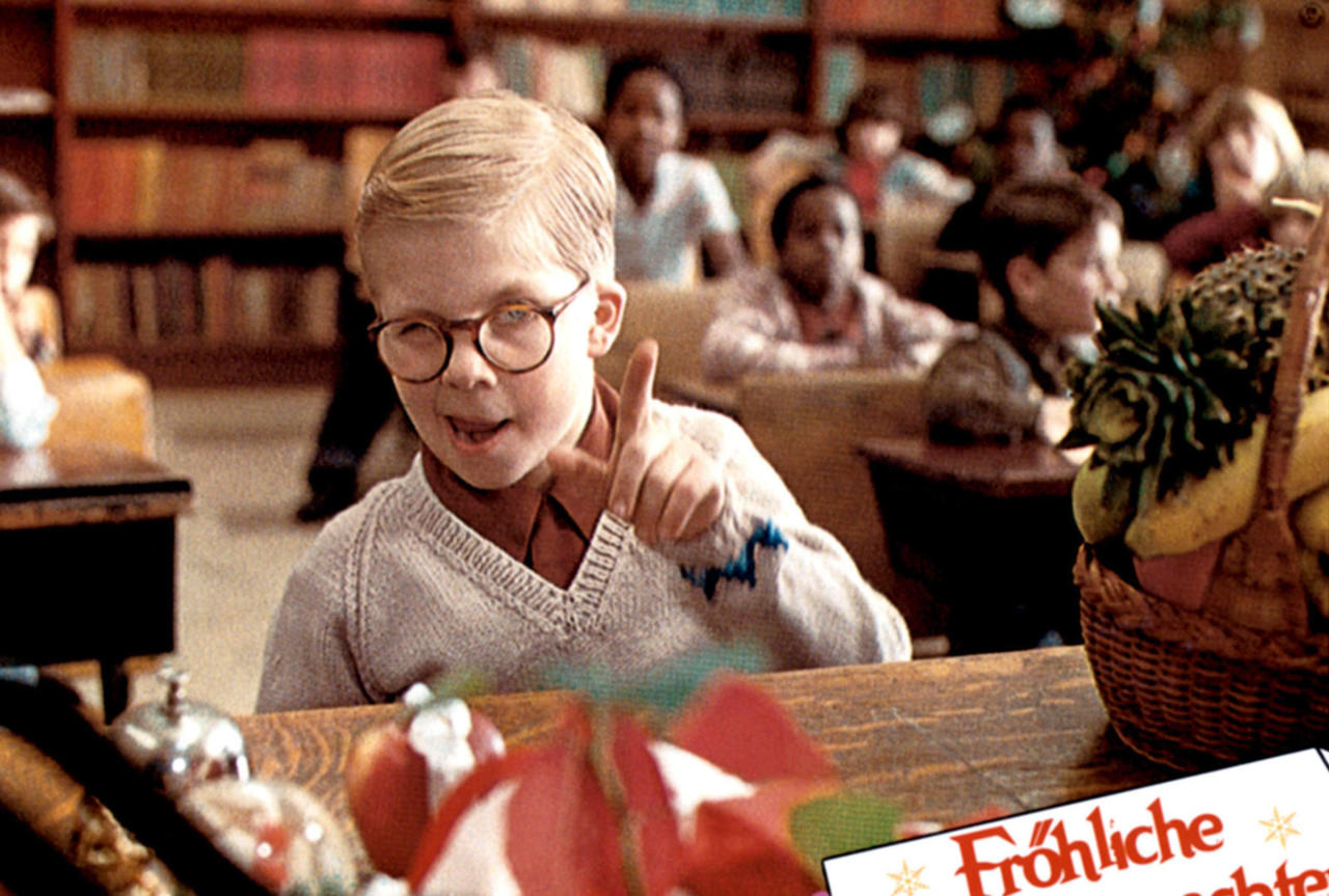 The Kid From Christmas Story Now